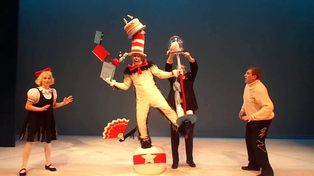 "CTC: Children's Theater Company ""Cat in the Hat"" - YouTube"