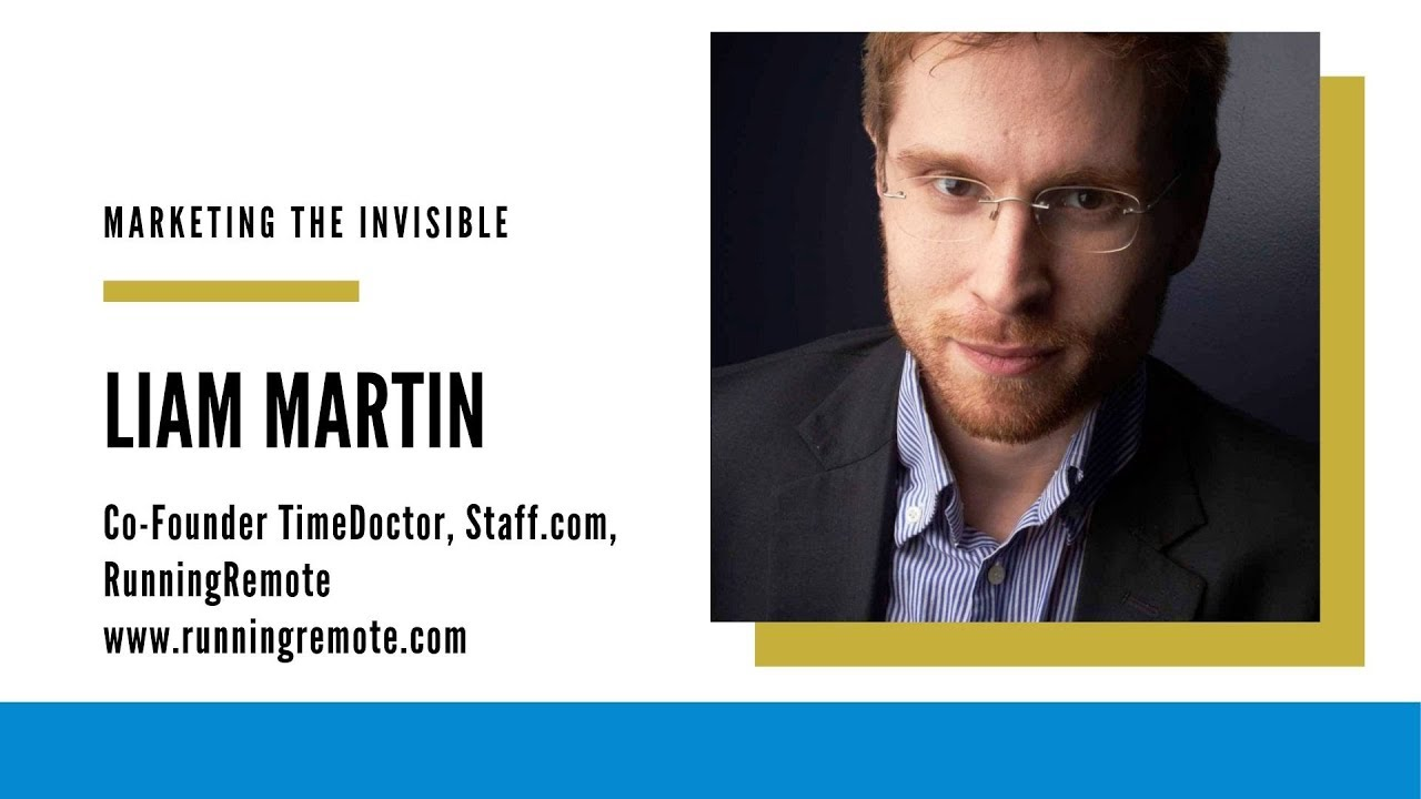 How to Take Your Company Remote with Liam Martin (Special