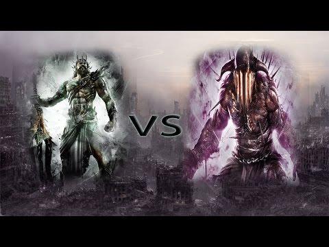 GOW Ascension | Hades vs Poseidon - YouTube