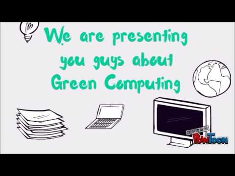Green Computing (Information System) UNIKL MITEC
