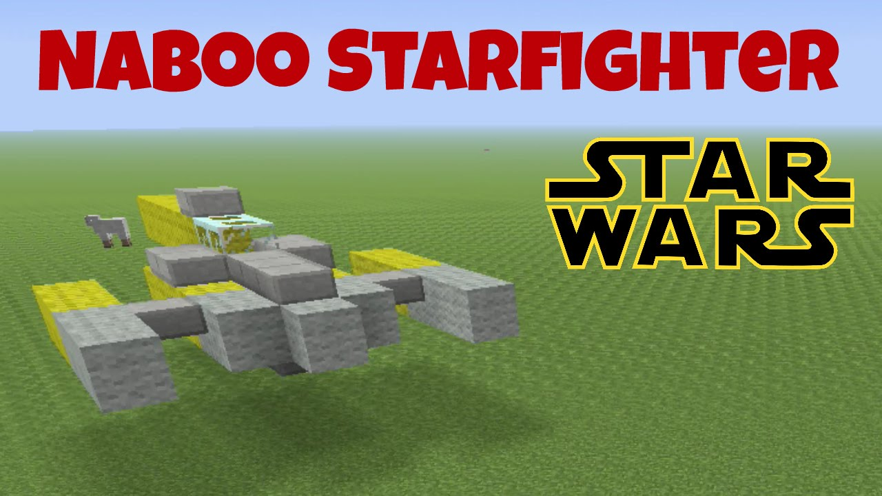 Star Minecraft Naboo Wars
