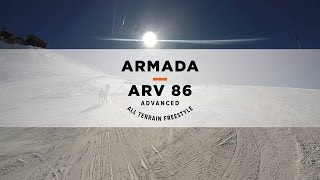 Armada ARV 86 Slopeside Ski Review 2016/2017 | Ellis Brigham