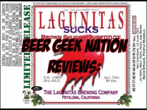 Lagunitas Sucks IPA (2013) | Beer Geek Nation Craft Beer Reviews