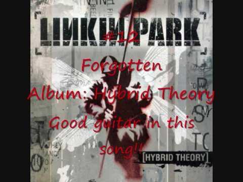 My Top 10 Linkin Park Songs