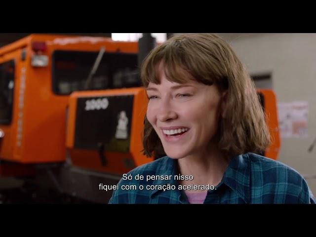 ONDE ESTÁS, BERNADETTE? - (Trailer legendado Portugal)