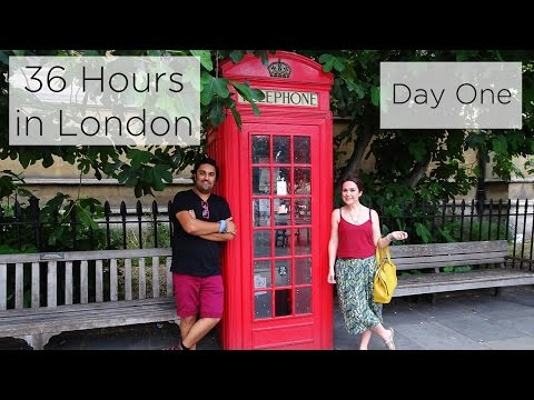 36 Hours in London - Day One | Awesome Wave