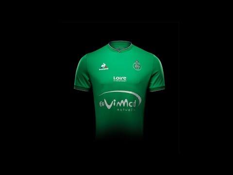 Pour l'Amour des Verts ! Le coq sportif x AS Saint-Etienne