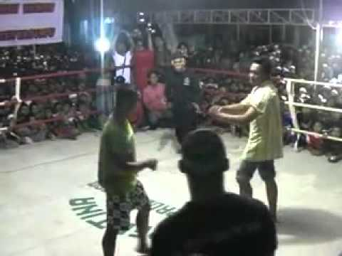 Indonesian MMA ALL TKO