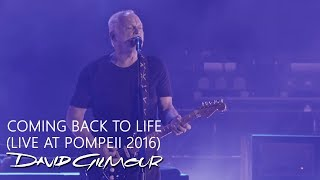 David Gilmour - Coming Back To Life (Live At Pompeii)