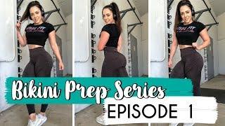 Bikini Prep Series | Episode 1: Full Day Of Eating