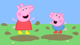 Peppa Pig Episodes - Daddy Pig Rescues Teddy (clip)  Peppa Pig Official