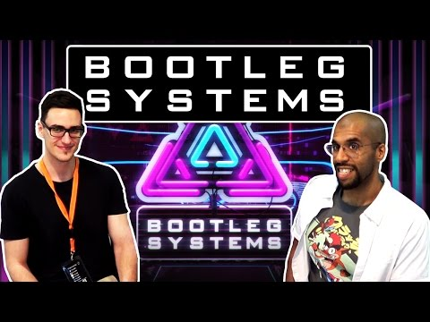 GX 2017 Interview 2 - Bootleg Systems - Founder of Neonable