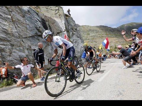 Nairo Quintana - Alpe D'Huez Etapa 20 Tour de Francia 2015 - Narración colombiana