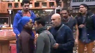 Bigg Boss 8 Day 86: Upen Patel Threatens To Punch Gautam Gulati