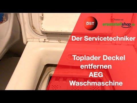 aeg-waschmaschine-deckel-entfernen-zanker,-electrolux,-bauknecht