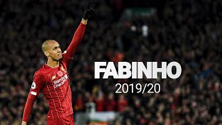Best of: Fabinho 2019/20 | Premier League Champion