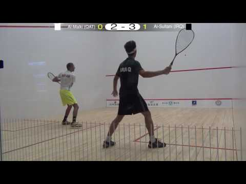 2016 Asian Team Championships-Men's-IRQ3 vs. QAT3