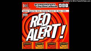 Dj Shakka - Red Alert Riddim Mix - 2004