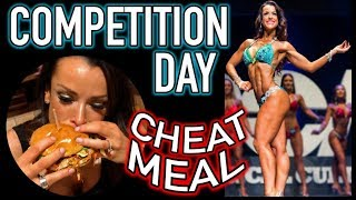 Competition Day Epic Cheat Meal PCA Saxon Classic