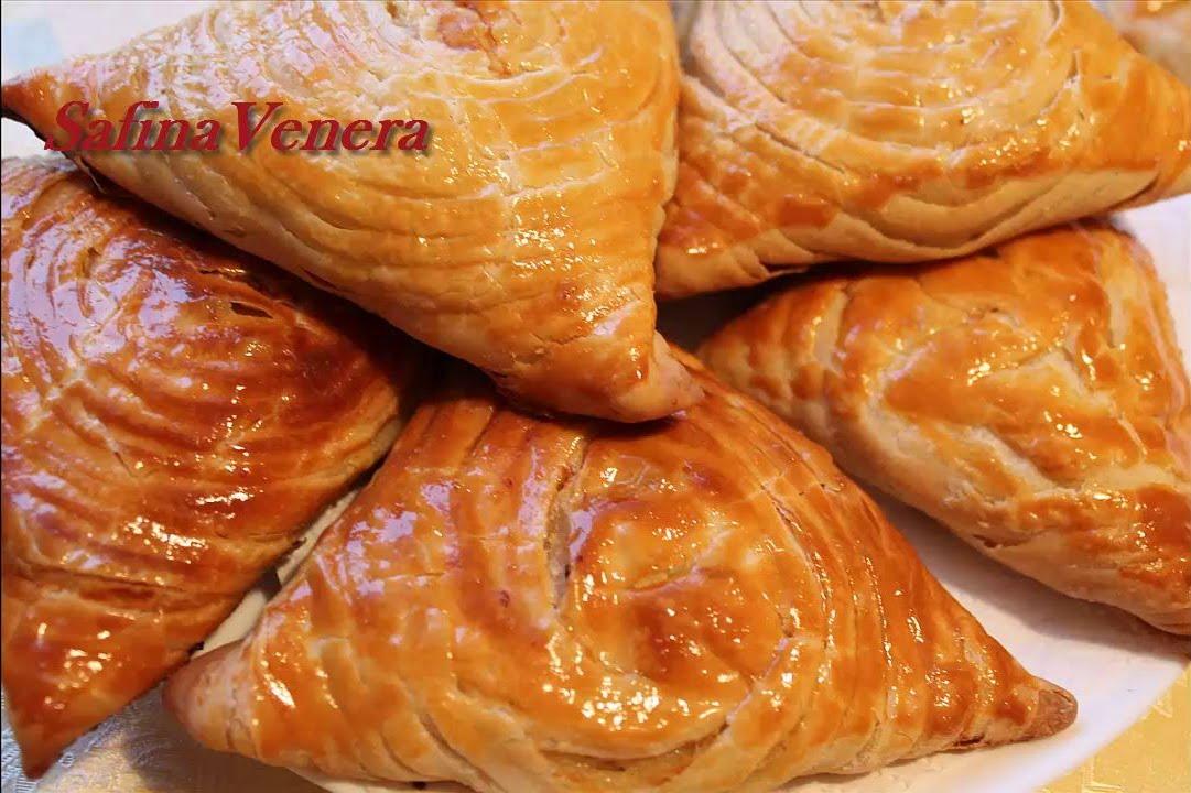 Тесто на самсу узбекскую
