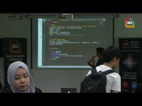 MA2017 | Pramodh Rai | The Blockchain Revolution: Now and the Future