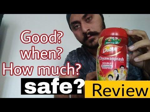 Is Dabur Chyawanprash safe? - Review | good or bad