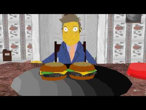 Steamed Hams but its animated in Microsoft 3D Movie Maker ...
