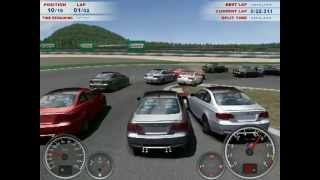 BMW M3 CHALLENGE gameplay--PC
