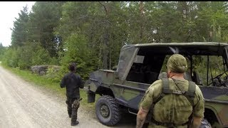 Military simulation (Airsoft) Sweden