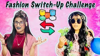 Fashion Switch Up Challenge | SAMREEN ALI