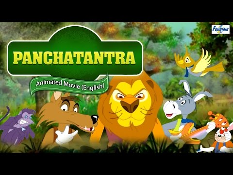 Panchatantra Tales in Hindi - Full Movie | Best Moral Stories for Kids