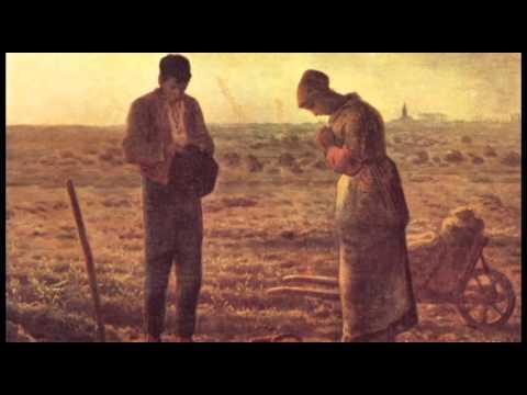 Oración del ángelus (El ángel del Señor anuncio a María)