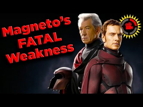 Film Theory: How to KILL X-Men's Magneto!