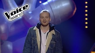 Tómas Helgi Wehmeier Can T Go On Without You The Voice Iceland 2016 The Blind Auditions