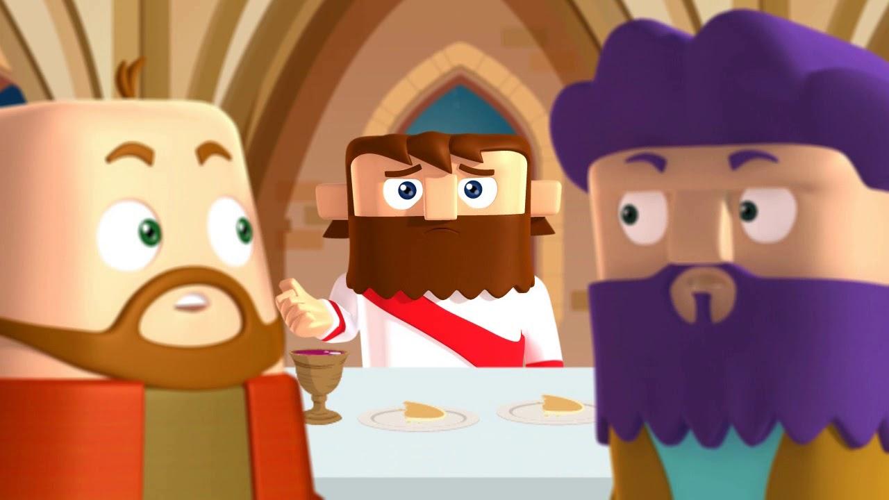 (고난주간-수고하고 무거운) 예수님을 생각하는 한주가 되어요