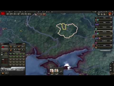Strategy Guide for Hearts of Iron 4 as Soviet Union (Early and Mid-game)