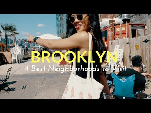 YOUR ULTIMATE GUIDE TO BROOKLYN, New York - made by locals