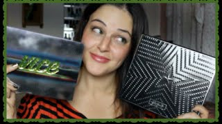 Palette SMACKDOWN! Urban Decay Vice 3 vs. Kat Von D Star Studded Eye Shadow Book *Review*