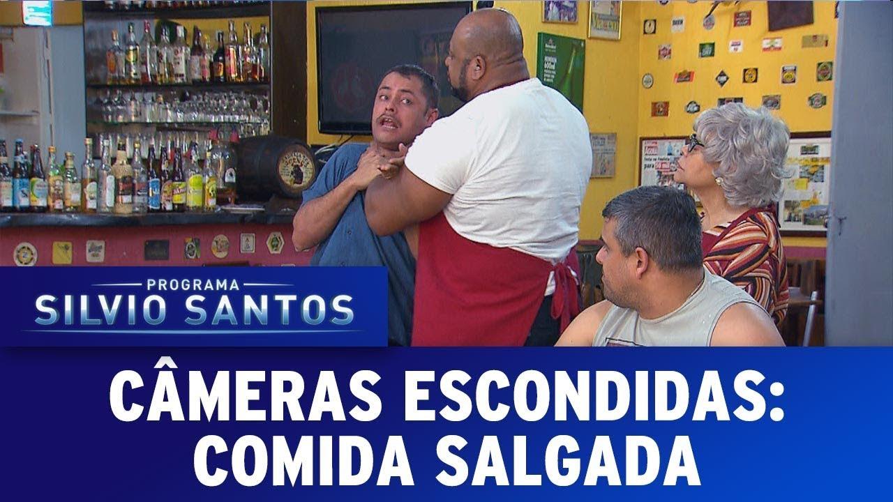 Download Comida Salgada   Câmeras Escondidas (29/10/17)
