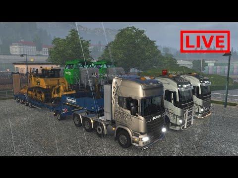 Multiplayer Heavy Cargo Pack | Ruta de la Serpiente | SOBREPESO
