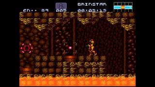 NES Metroid Remake (Super Metroid Romhack) Livestream