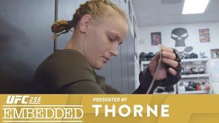 UFC 255: Embedded - Эпизод 2 смотреть онлайн в хорошем качестве - VIDEOOO