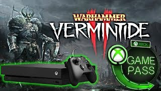 Warhammer Vermintide 2 Xbox One X Review - The Perfect Xbox Game Pass Title