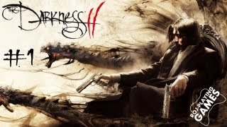The Darkness II #1 ROJO w swoim żywiole (Roj-Playing Games!) 18+