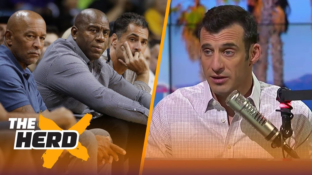doug-gottlieb-on-magic-johnson-s-pursuit-of-pg13-and-lebron-james-after-deadline-moves-the-herd