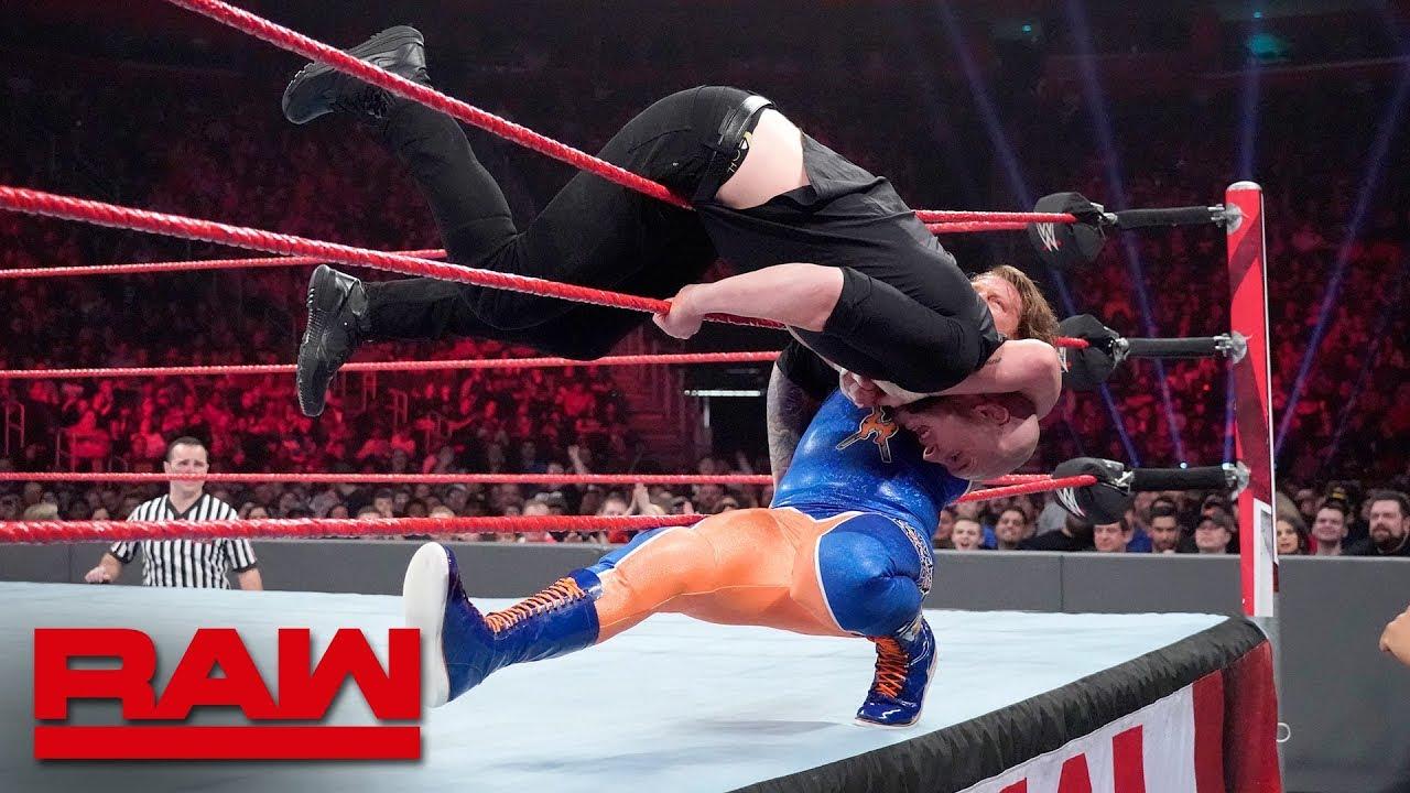 Fresh Start Battle Royal: Raw, Dec. 31, 2018