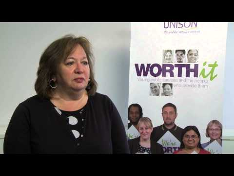UNISON - Angry about NHS pay