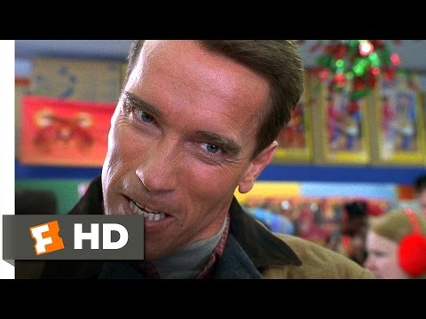 Jingle All the Way (1/5) Movie CLIP - Looking for Turbo Man (1996) HD Mp3