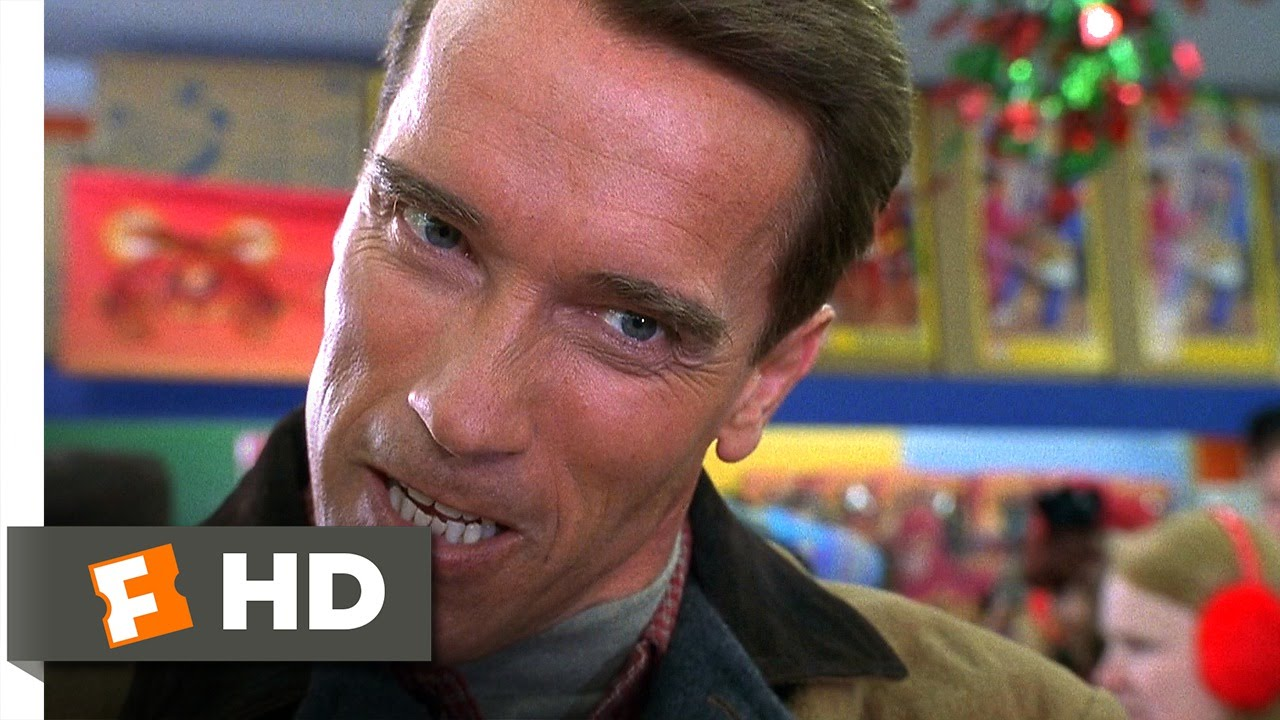 jingle all the way 15 movie clip looking for turbo man 1996 hd youtube - Arnold Christmas Movie