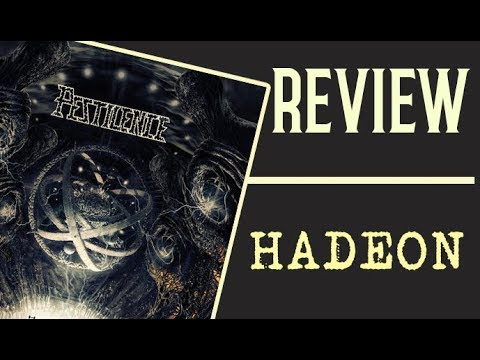 Pestilence - Hadeon 2018 // Mi Reseña